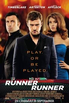 Runner Runner 2013 poster