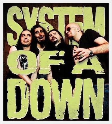 SOAD Official Site