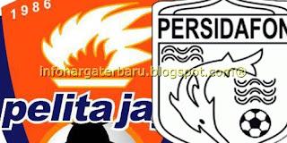 Hasil Pelita vs Persidafon | Skor Akhir | Tadi Sore ISL Rabu 27 Juni 2012
