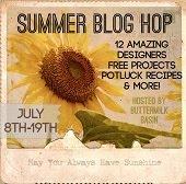 Buttermilk Basin Blog Hop