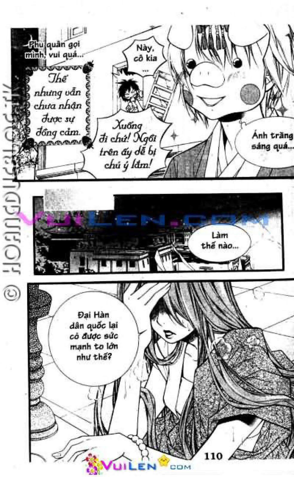 Cô dâu Heo - Pig Bride Chapter 1 - Trang 108