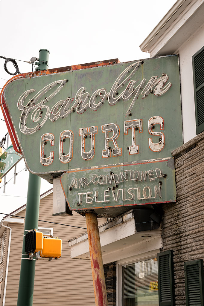 Carolyn Courts Motel - Everett, PA