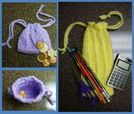 Crochet Bags & Purses on Pinterest   1364 Pins