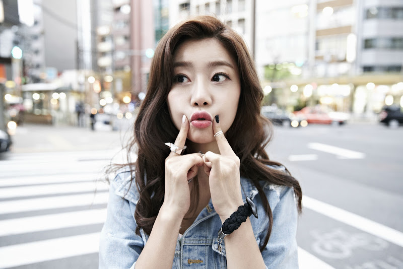 Sojin Girl's Day Love Second Album