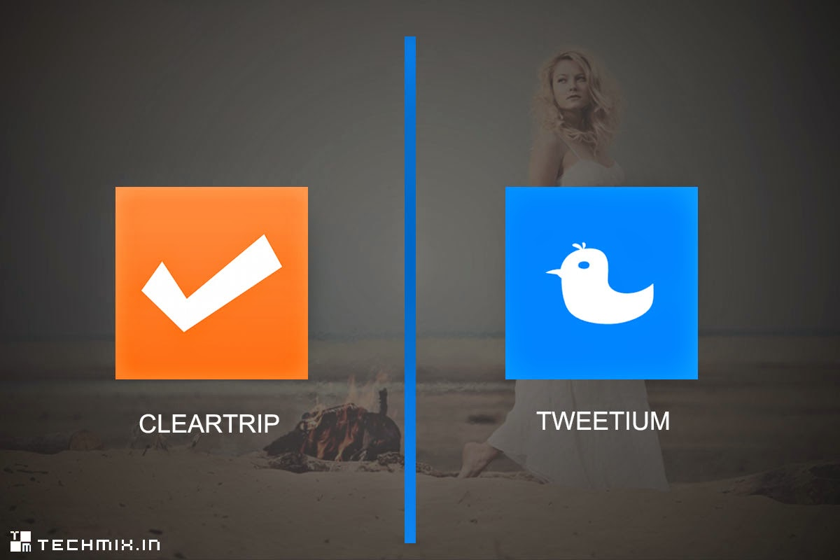 Cleartrip and Tweetium picks up Update for Windows Phone