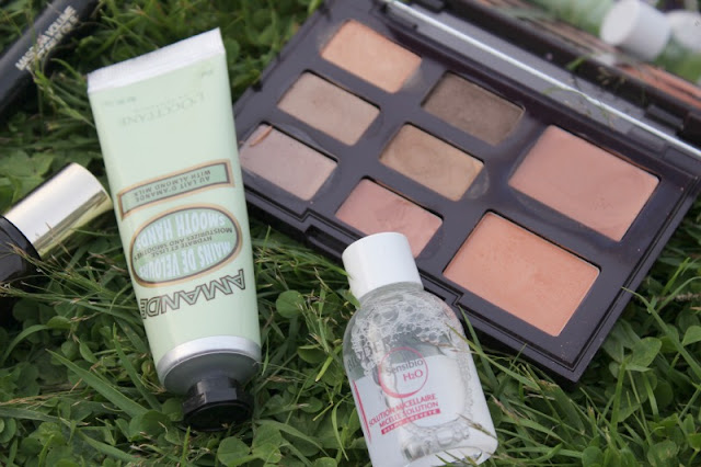 In Flight Beauty Bag Essentials