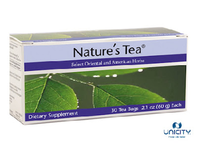 Nature's Tea của Unicity