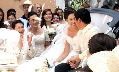 Finally! The grand wedding of Daniel and Katerina in Walang Hanggan