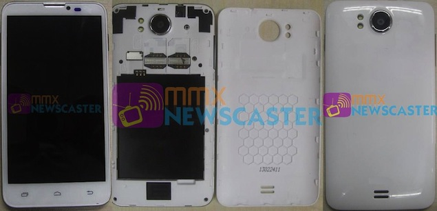 Micromax A111 Specifications and Pictures Leaked