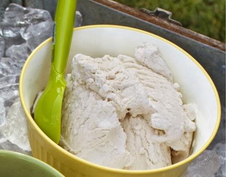 Cara Membuat Es Krim Sederhana