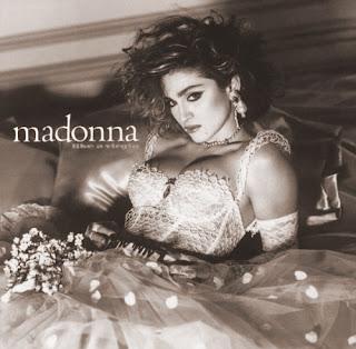 Madonna ... Like A Virgine