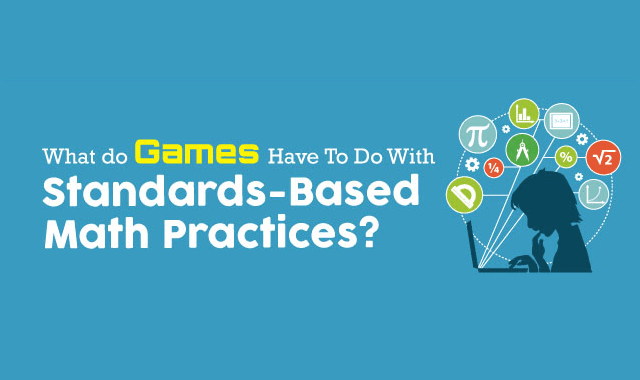 How Game-based Learning Can Support Strong Mathematical Practices