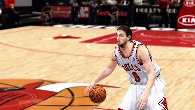 NBA 2K13 Marco Belinelli Cyberface NBA2K