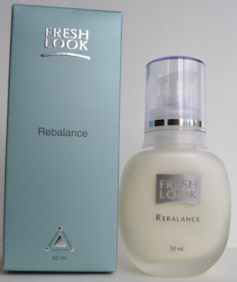 Fresh Look Rebalance Cream-Gel For Normal Skin