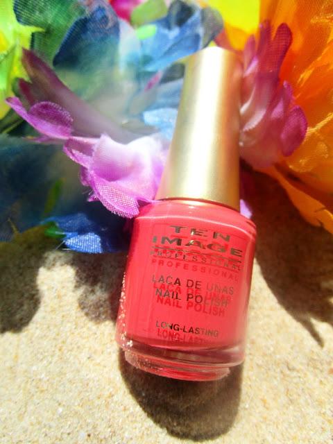 Colección Tropical Nails de Cazcarra Ten Image-Verano 2015