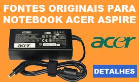 Fonte para Notebook Acer