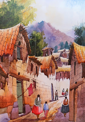 Pinturas Cuadros Lienzos al Óleo: Pinturas al oleo de paisajes