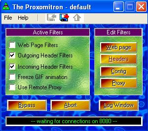 Config Proxomitron Untuk Internet Gratis Telkomsel Desember 2011
