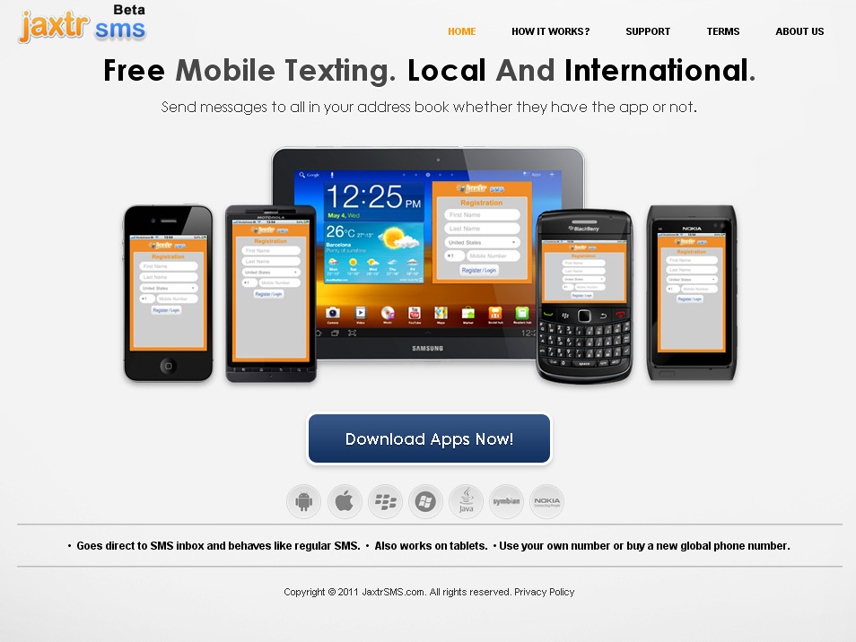 free calling service