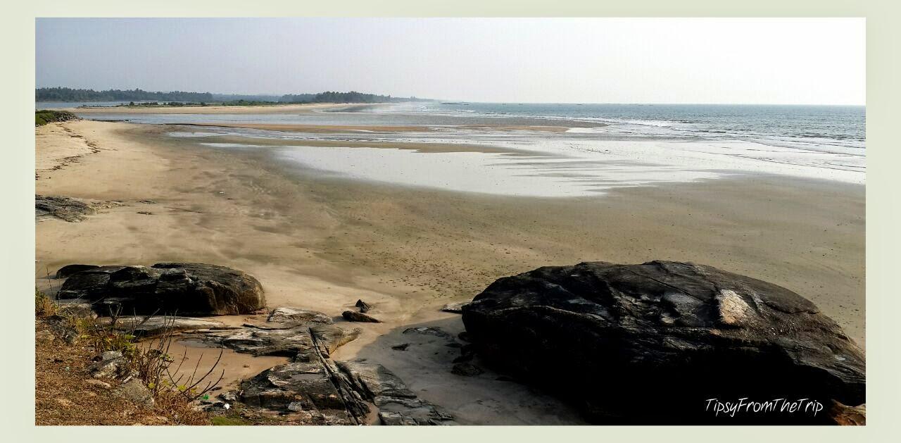 Ottinene Beach, Udupi dt.