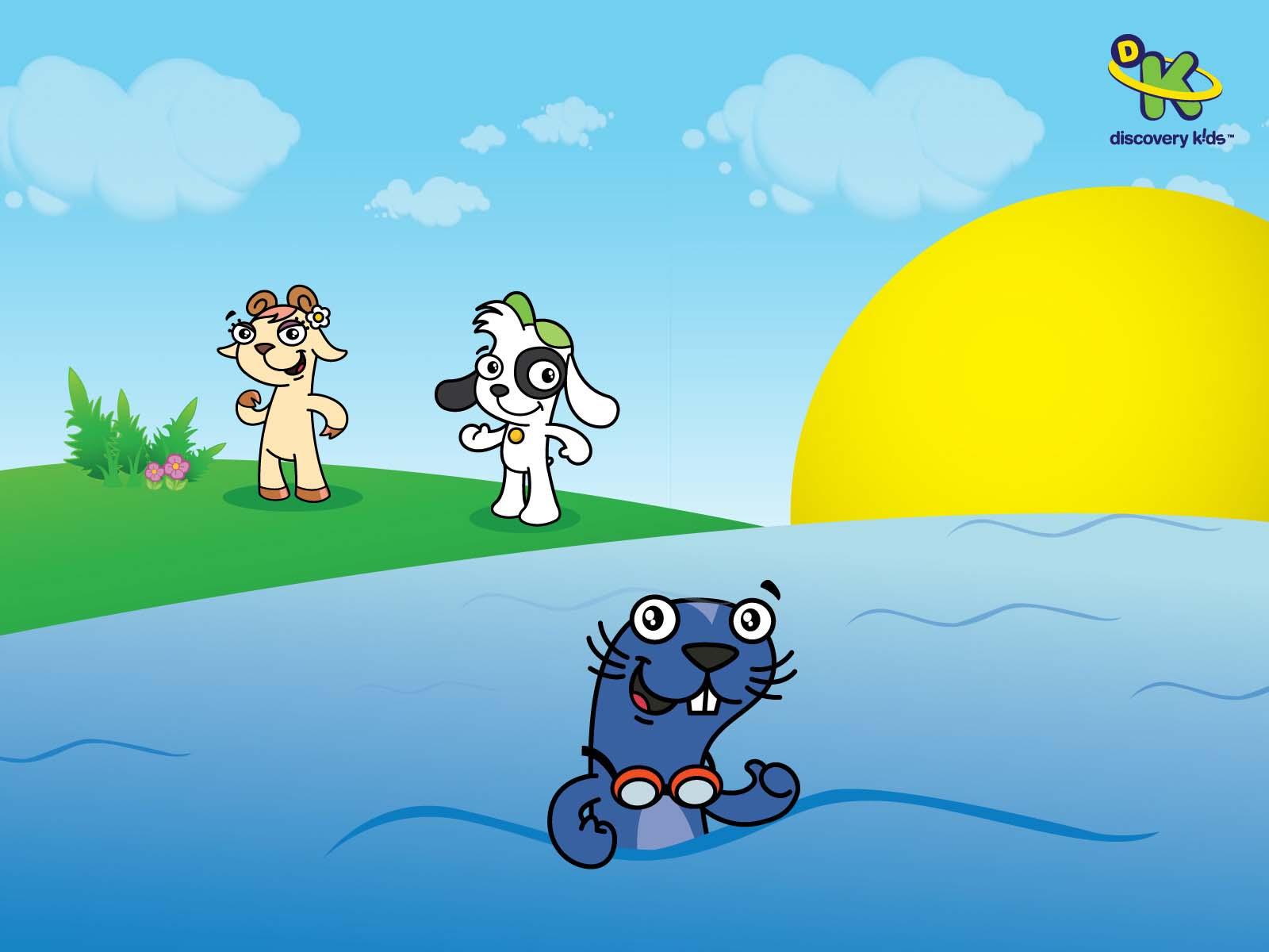 Wallpaper Doki y sus amigos - Imagui