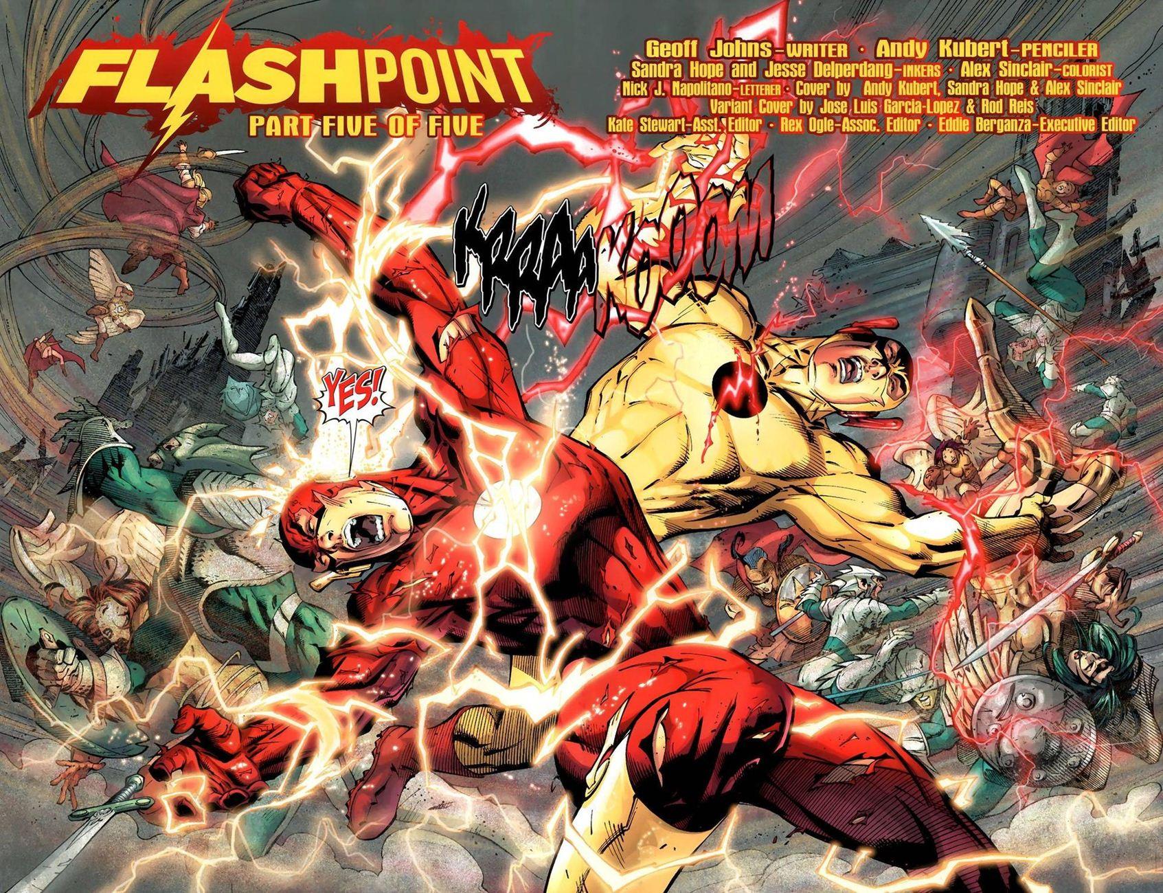 FlashPoint chap 5 - Trang 8