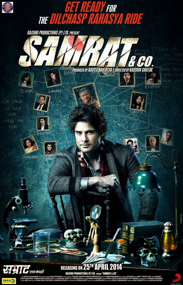 Watch Samrat & Co (2014) Hindi Movie Non Retail DVDRip Watch Online Free Download