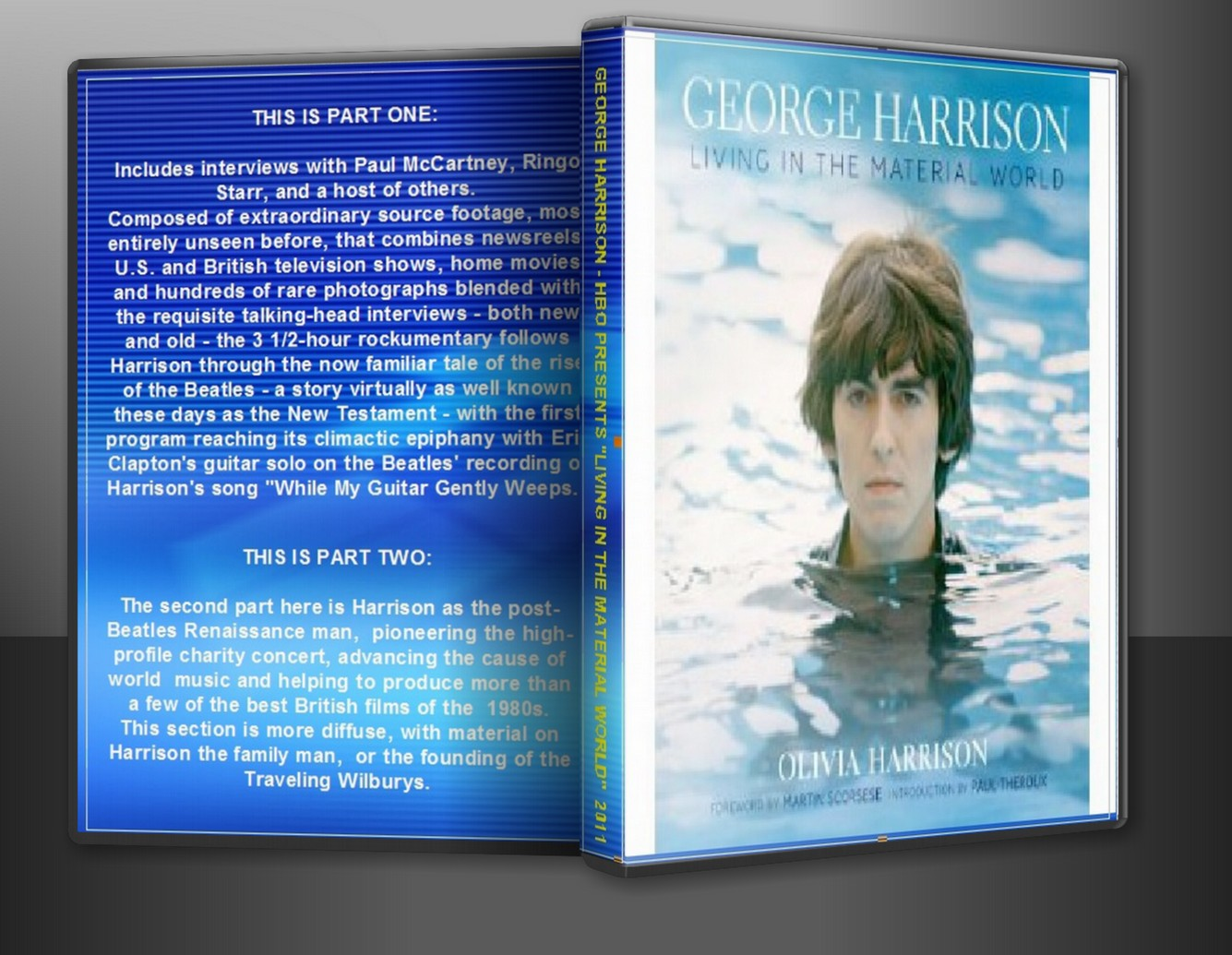 """living in a material world Album credits: """"what we need isn't material, it's spiritual we need some other form of peace and happiness"""" – george harrison (1967."""
