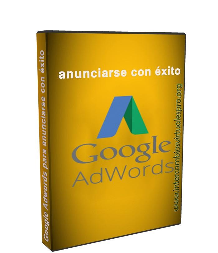 Google Adwords para anunciarse con exito poster box cover