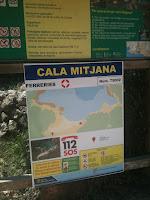 Cala Mitjana