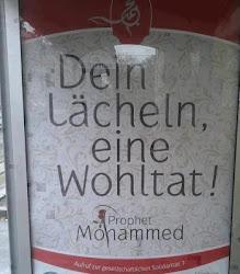 وزارة البيئة الالمانية تقرر رسميا وضع هذة اللوحة بالأماكن العامه في المانيا