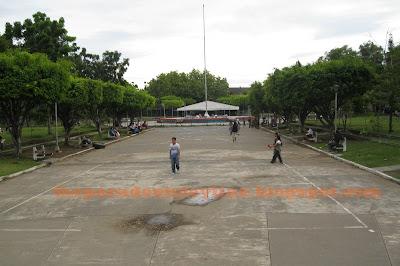 Ramon Magsaysay Park grounds