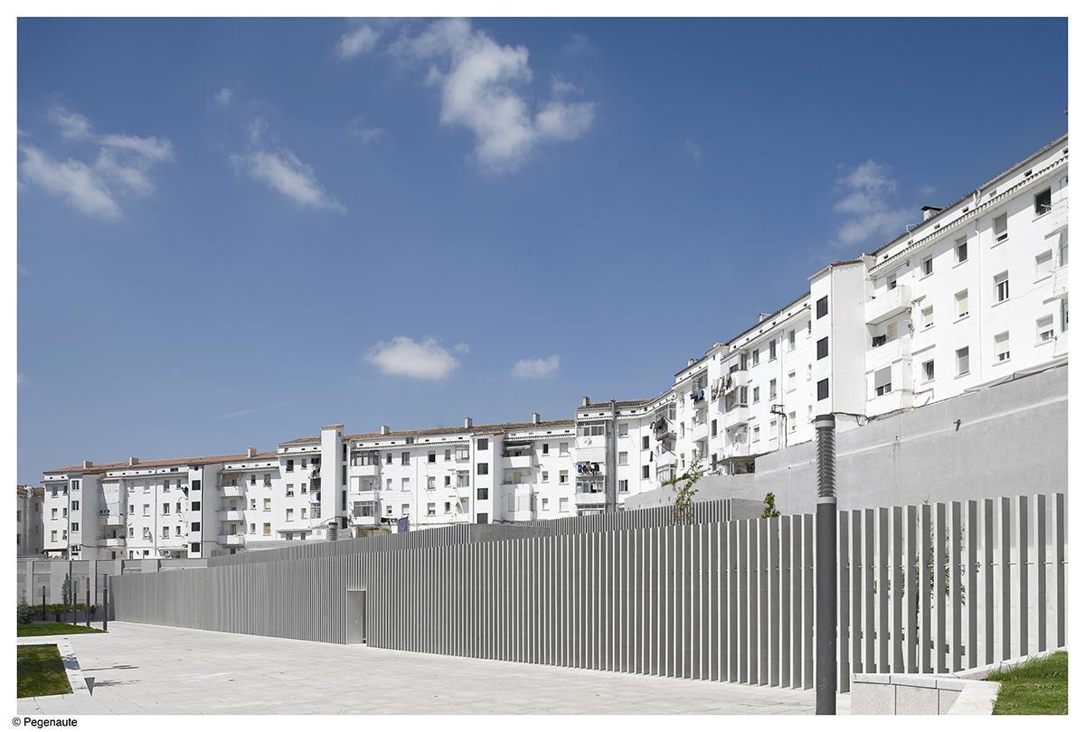 A f a s i a 115 pereda p rez arquitectos - Arquitectos en pamplona ...