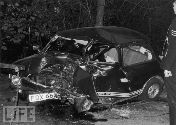 Richard Browne Car Accident