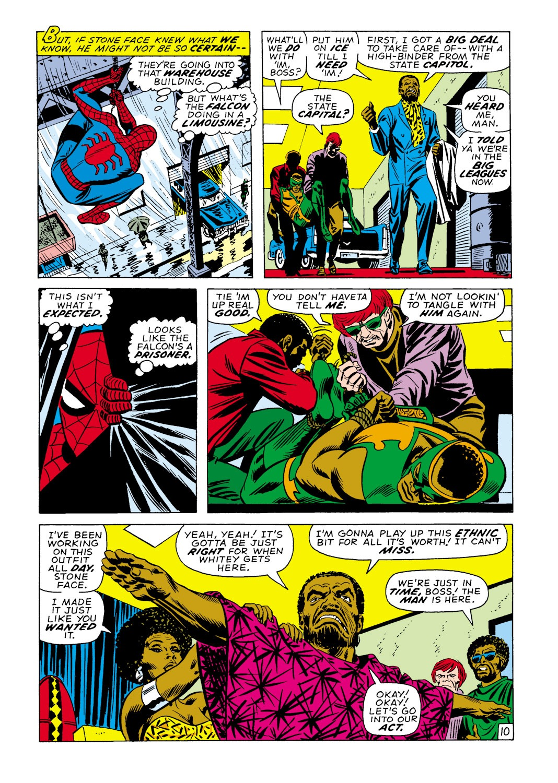 Captain America (1968) Issue #138 #52 - English 11