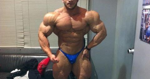 BodyBuilding For Youngster: ARABIC MUSCLE MONSTER RAMY MOH.