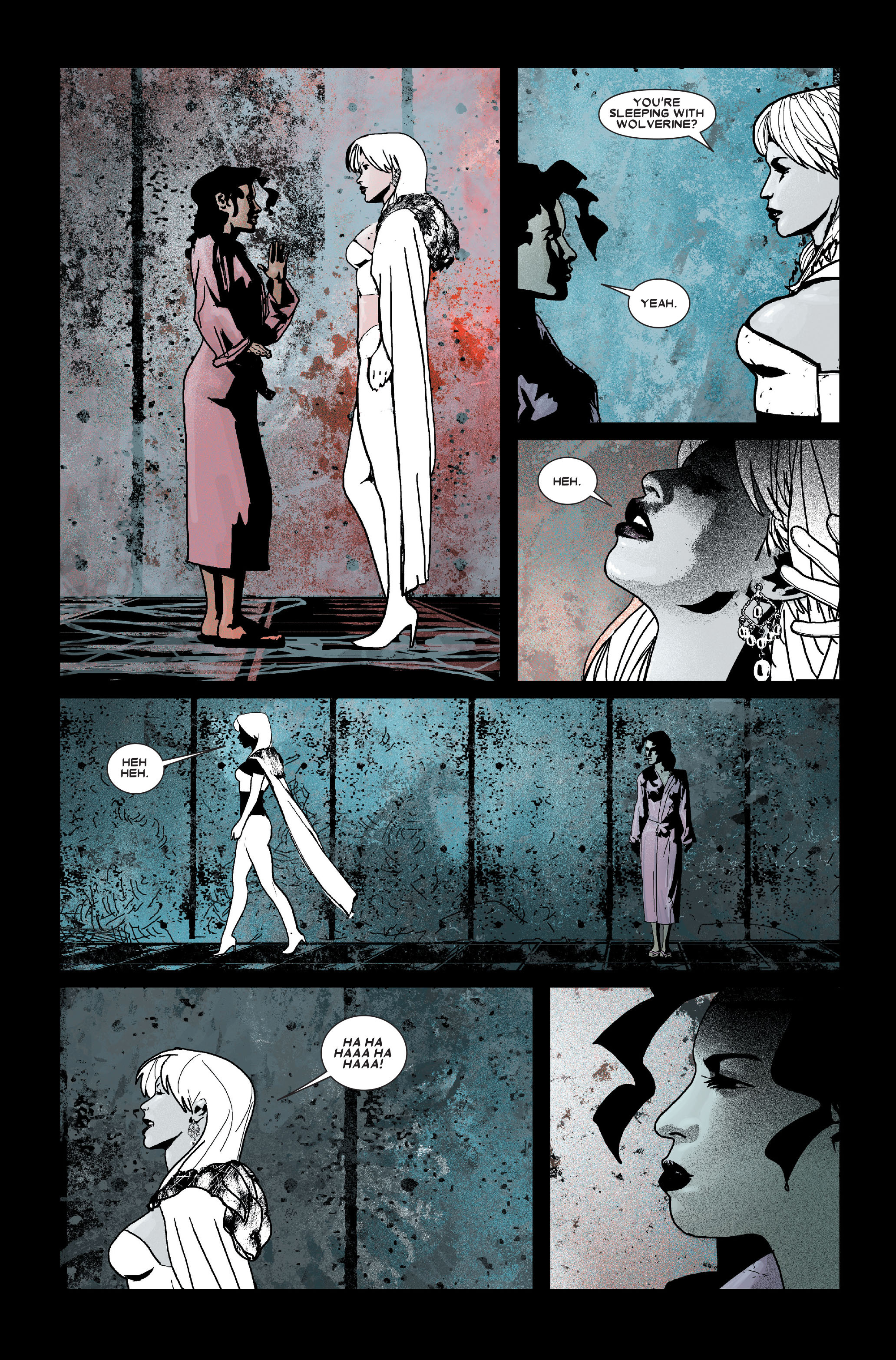 Wolverine: Weapon X #10 #7 - English 21