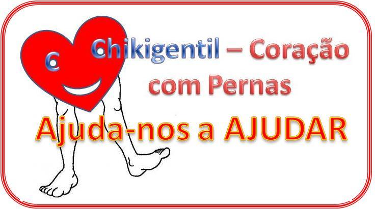 Chikigentil - Coração com Pernas