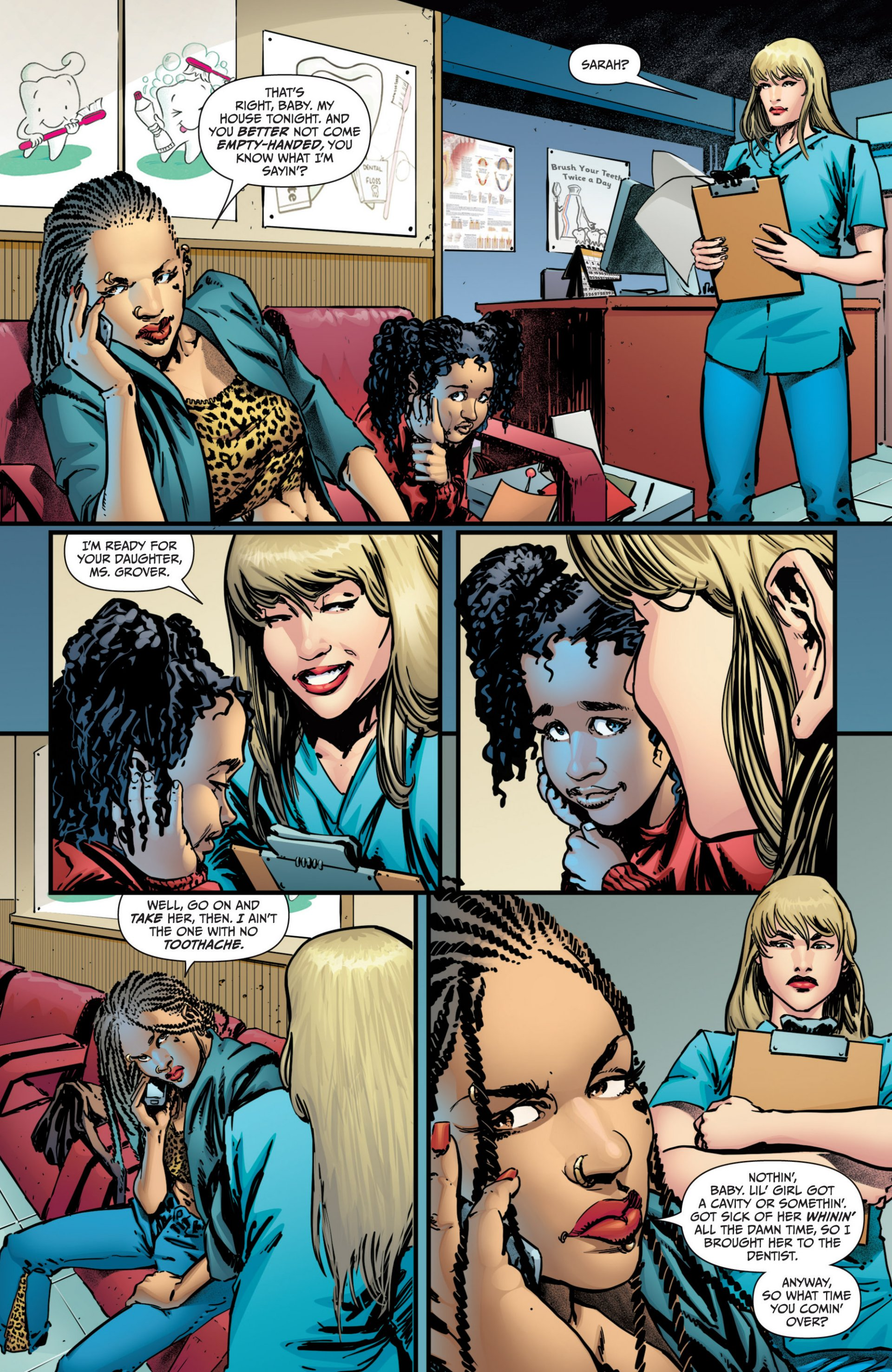 Grimm Fairy Tales (2005) Issue #97 #100 - English 3
