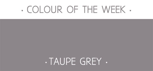 Rosie simons graphic and surface design colour of the for Gray taupe color