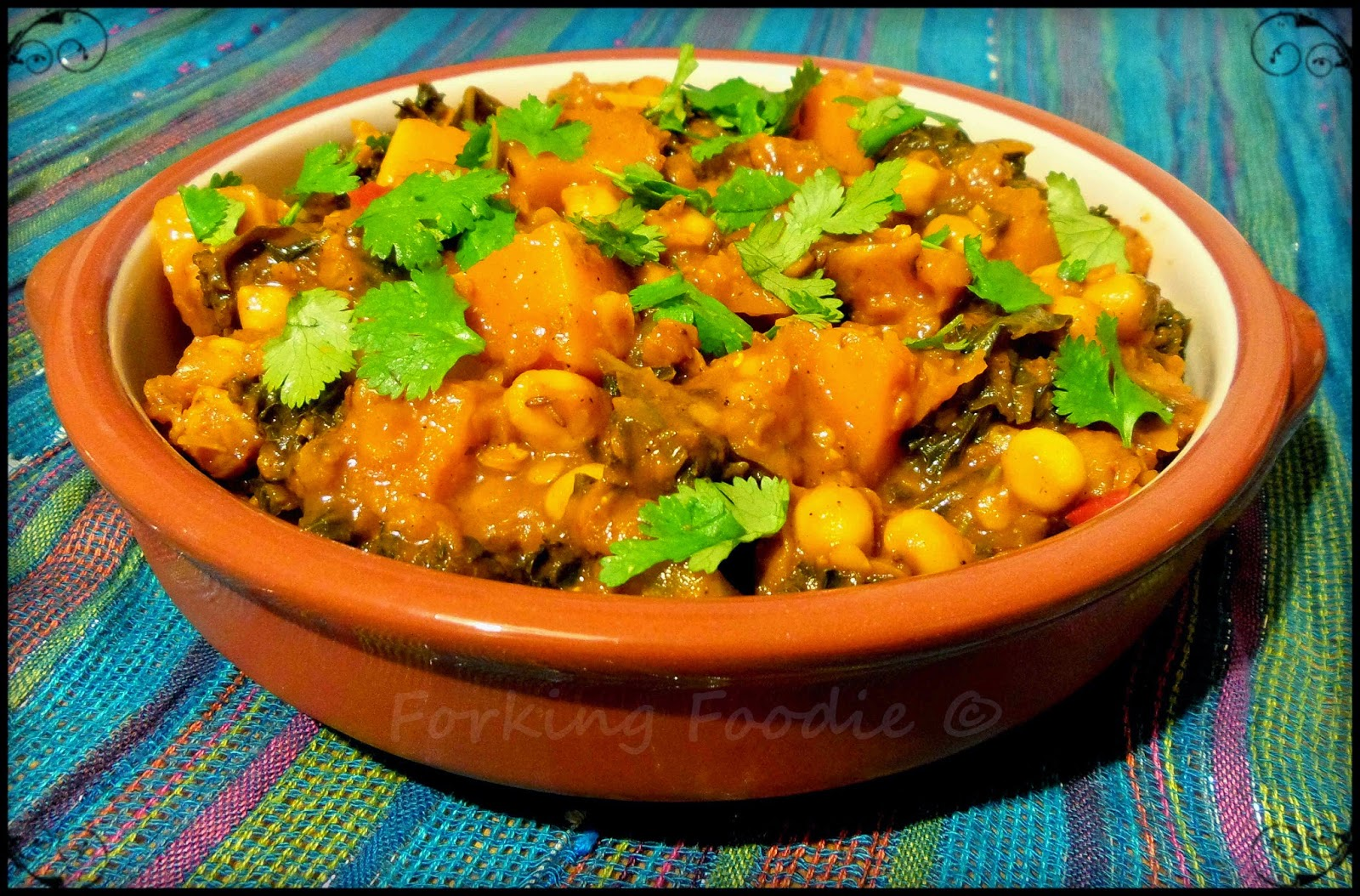 Moroccan Spiced Superfood Stew