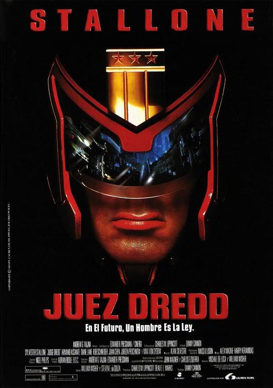 Juez Dredd (1995)