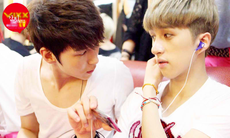 Kpop VIXX Ken & Leo