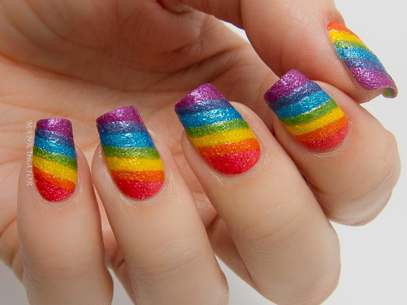 OPI-Brazil-Texture-Rainbow-Nail-Art