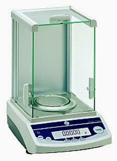 Balanzas de laboratorio de quimica