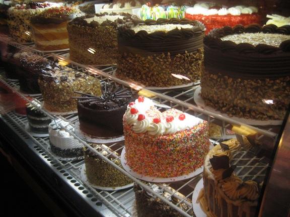 Marietta Diner Cakes