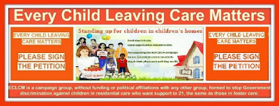 Every Child Leaving Care Matters