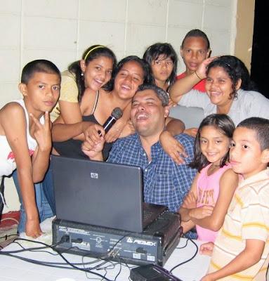Olman Flores, SOS Aldea La Ceiba