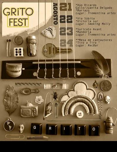 GRITO FEST 2014