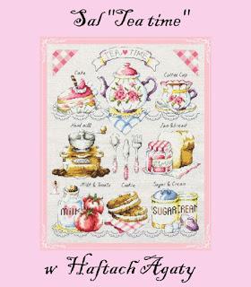 SAL Tea Time